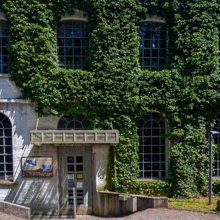 Gebäude PM 4 - Alte Dombach