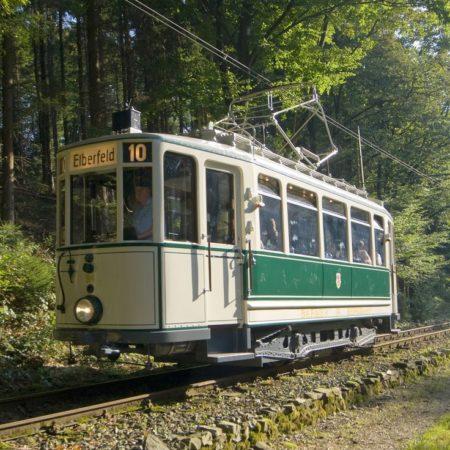 Bergische Museumsbahnen - Triebwagen 94