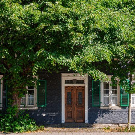 Hauseingang in Hilgen