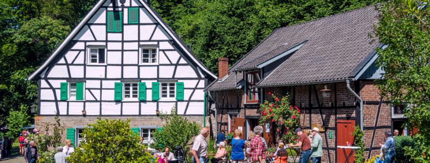 Burscheid Lambertsmühle - Mühlentag 2017