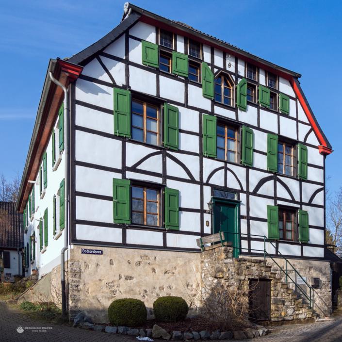 Haan - Gruiten Dorf - Doktorshaus