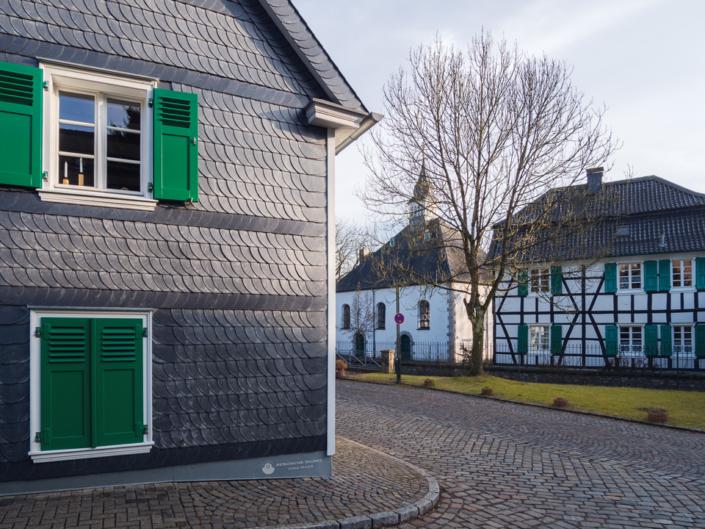 Haan - Gruiten Dorf - Ortskern