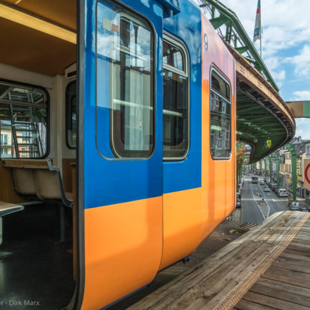 Schebebahnstation Wuppertal-Vohwinkel