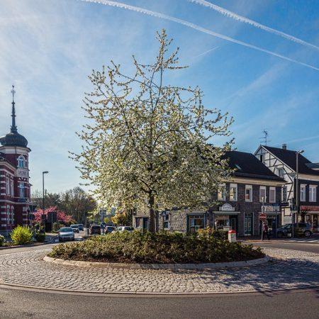 Kreisverkehr Brückenplatz