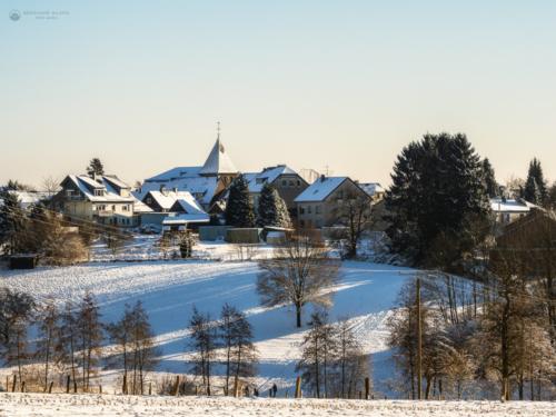 Witzheldener Winterlandschaft 2014