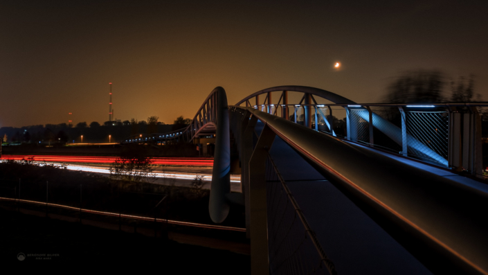 Neulandbrücke - Wiesdorf