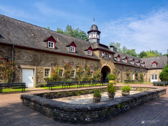 Schloss Heiligenhoven Innenhof
