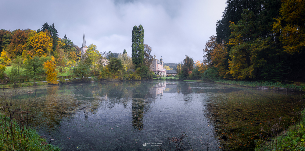 Schloss Gimborn Panorama