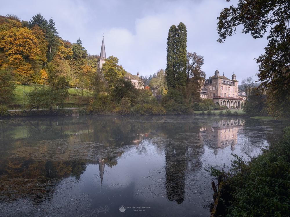 Schloss Gimborn Seeblick