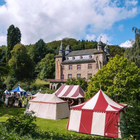 Schloss Gimborn Mittelaltermarkt