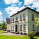 Odenthaler Rathaus im Sommer