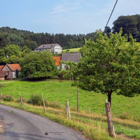 Blick auf Odenthal-Selbach