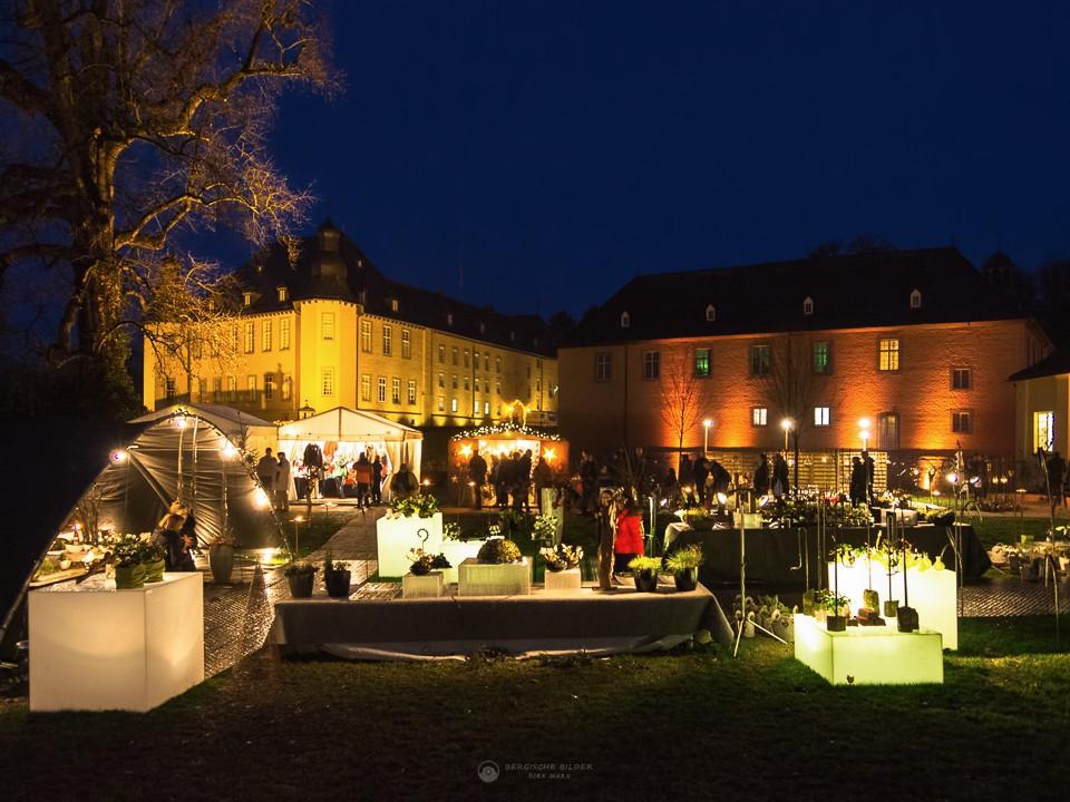 Schloss Dyck Schlossweihnacht
