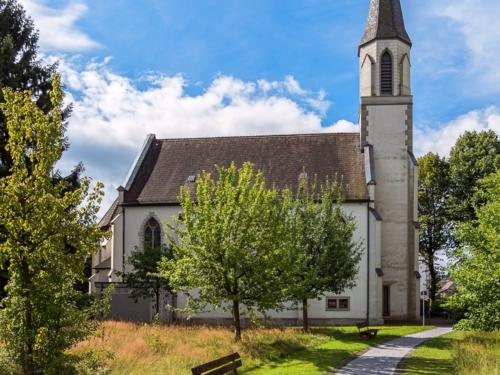Ketzberg - Evangelische Kirche