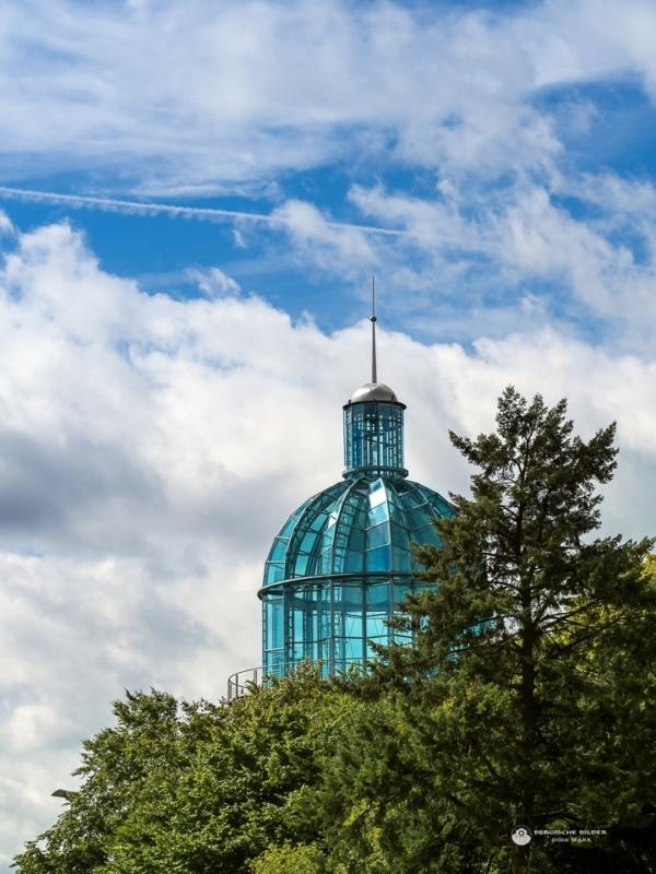 Lichtturm Kuppel