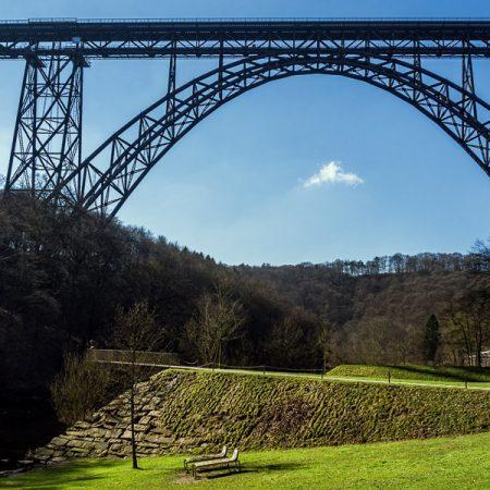 Müngstener Brücke Frühjahr