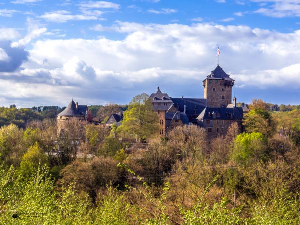 Schloss Burg Totale - Solingen 2014