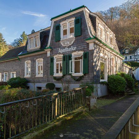 Alte Apotheke in Unterburg