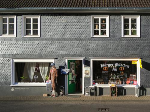 Unterburg - Burger Büdchen