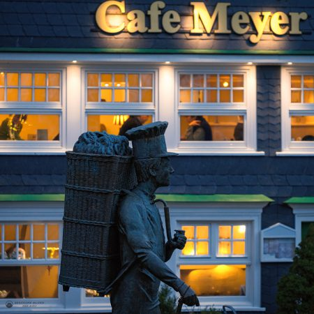 Cafe Meyer in Unterburg