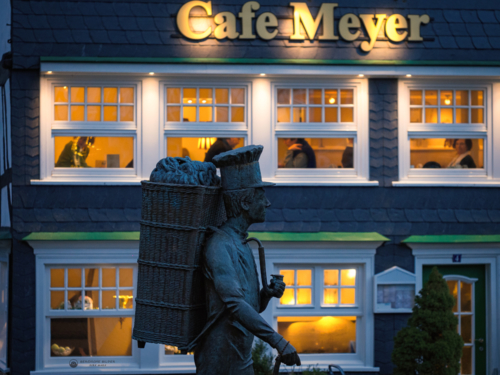 Unterburg - Cafe Meyer