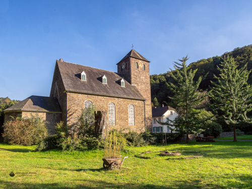 Unterburg - Kirche