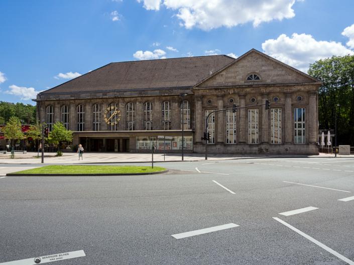 Barmer Bahnhof