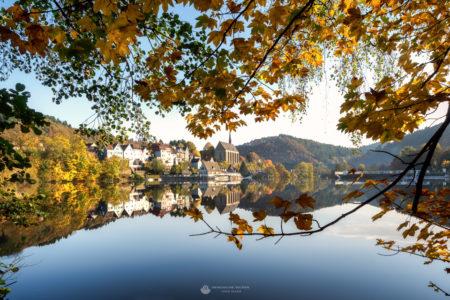 Beyenburger Stausee Herbst