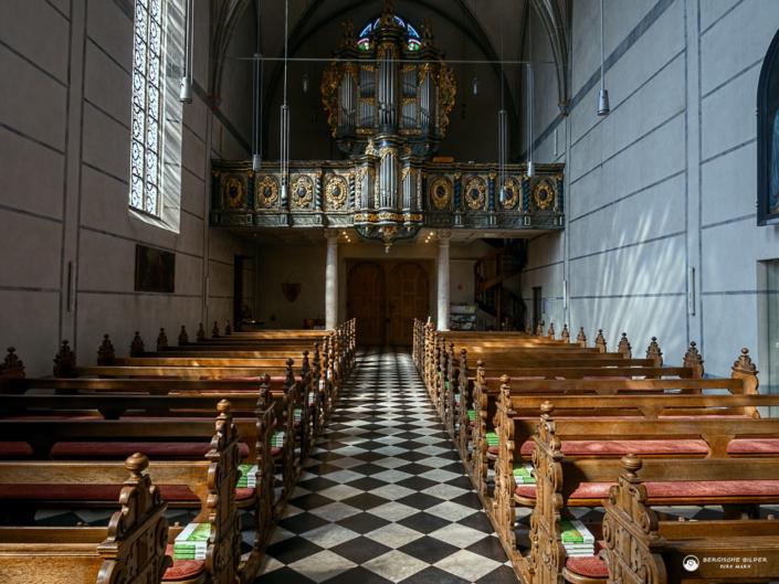 Beyenburg Klosterkirche Innen