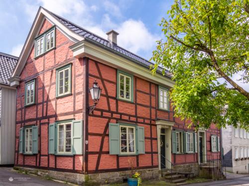 Cronenberg - Rotes Fachwerkhaus