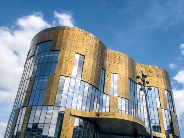 Primark-Gebäude am neuen Döppersberg