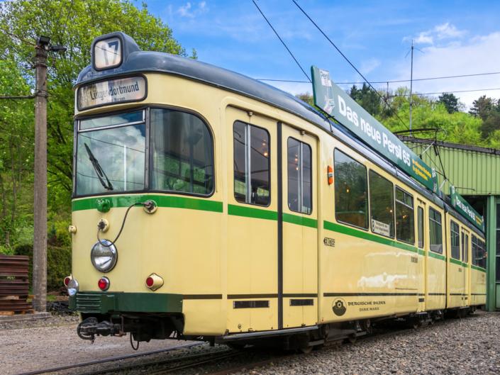 Bergische Museumsbahn - Triebwagen 275