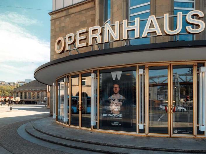 Opernhaus Wuppertal